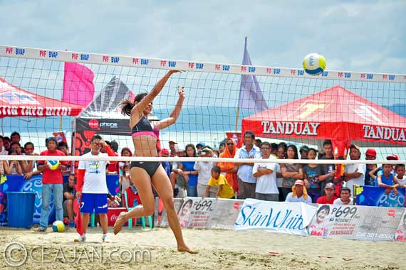 Invitational Women's Beach Volleyball