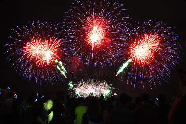 Pyromusical Competition 2011